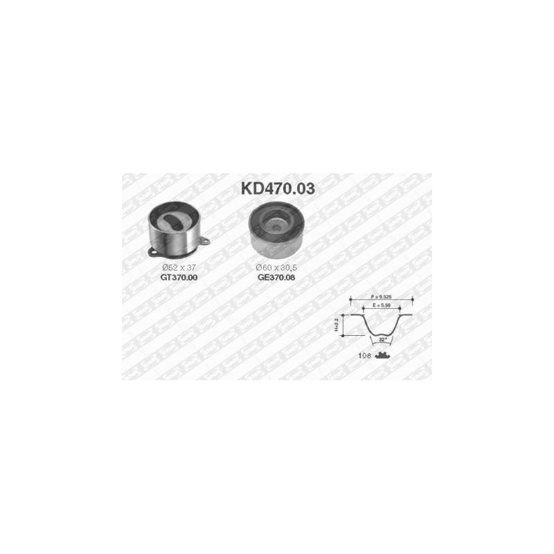 Kit de distribution SNR [KD470.03]