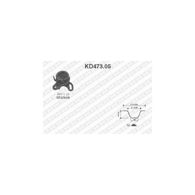 Kit de distribution SNR [KD473.05]