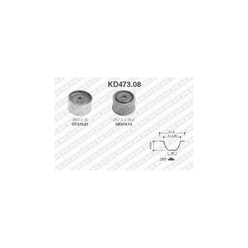 Kit de distribution SNR [KD473.08]