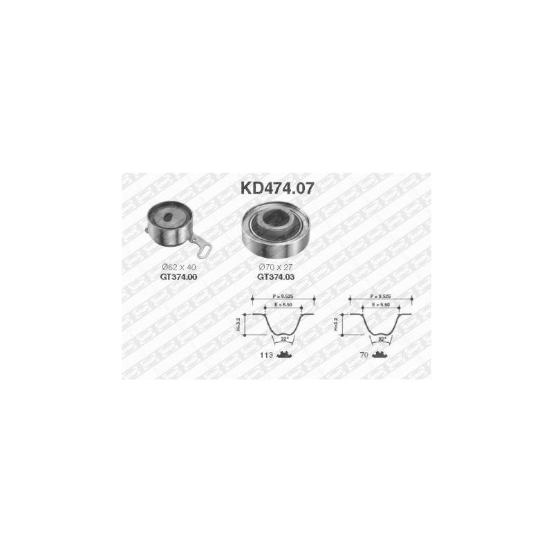 Kit de distribution SNR [KD474.07]