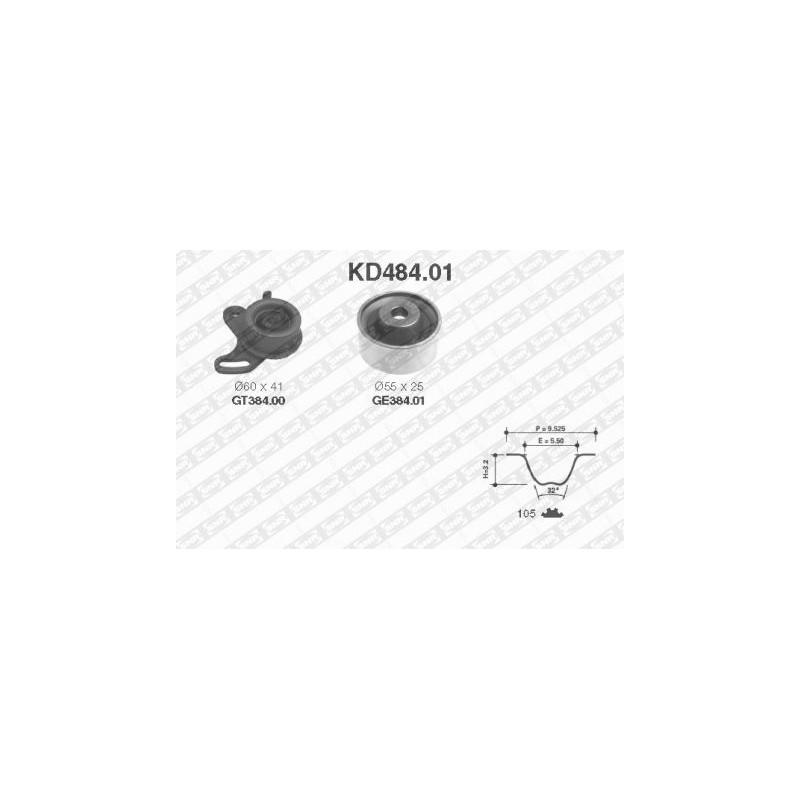 Kit de distribution SNR [KD484.01]