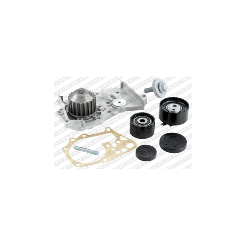 Pompe à eau + kit de courroie de distribution SNR [KDP455.400]