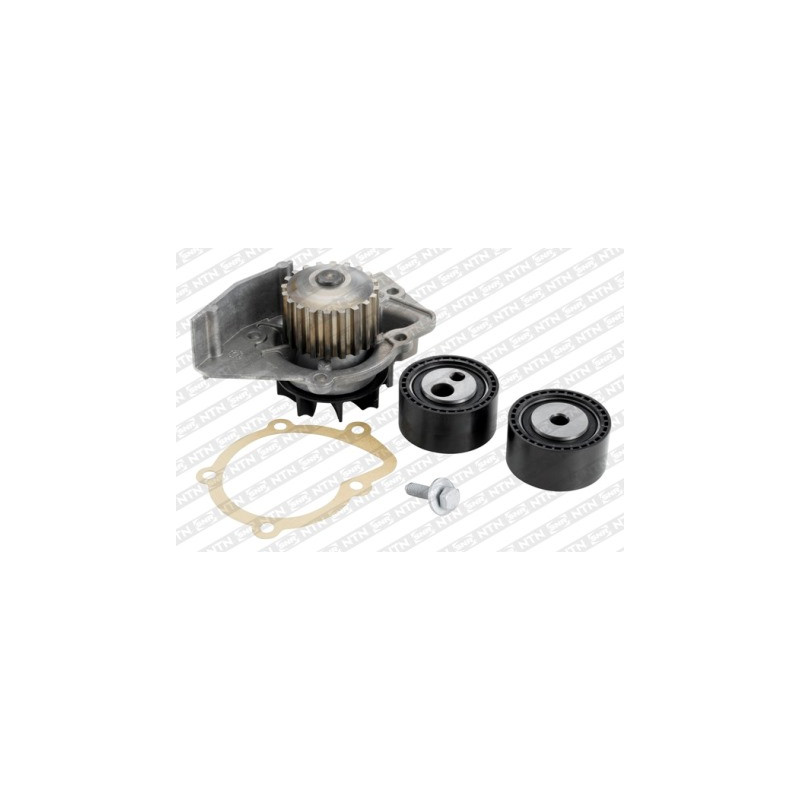 kit de distribution pompe eau peugeot partner camionette 5 2 0 hdi 90cv partauto. Black Bedroom Furniture Sets. Home Design Ideas