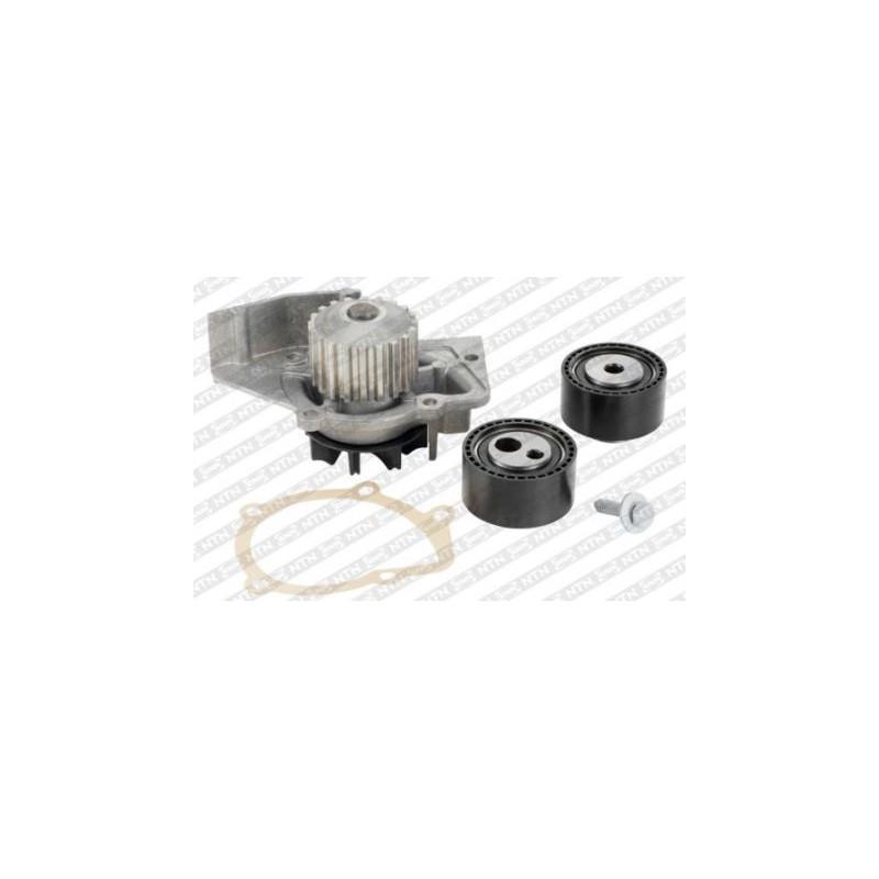 kit de distribution pompe eau peugeot 807 e 2 0 hdi 109cv partauto. Black Bedroom Furniture Sets. Home Design Ideas