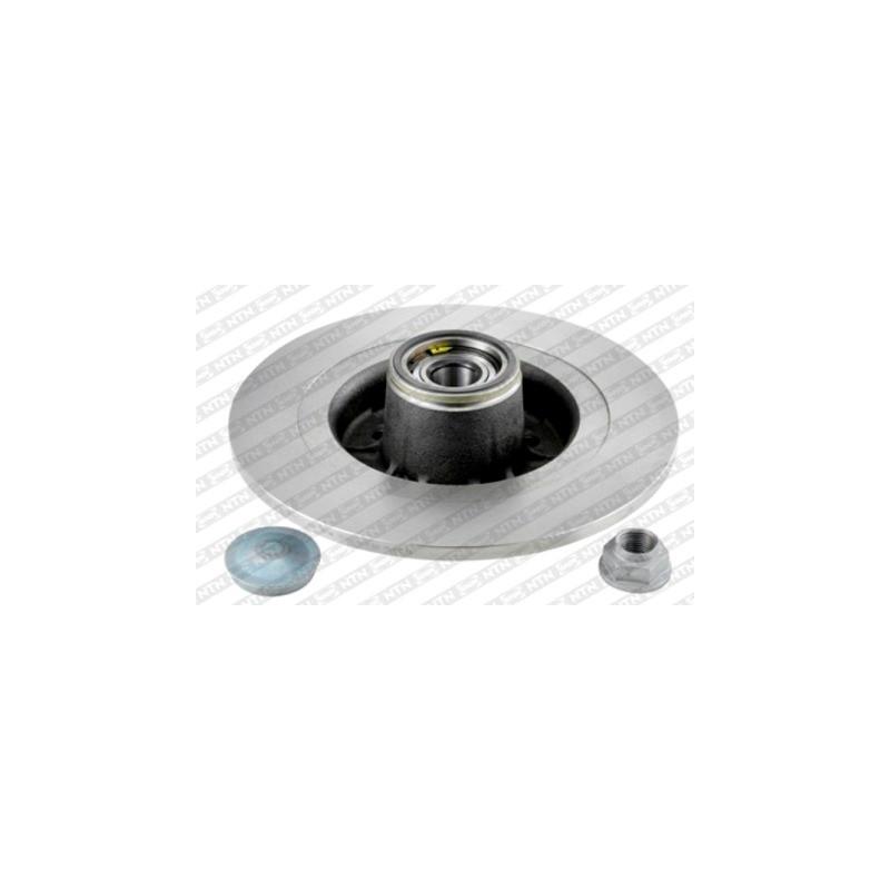 Jeu de 2 disques de frein arrière SNR [KF155.100U]