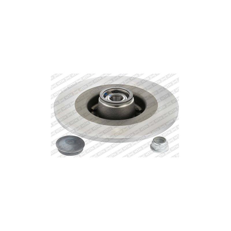 Jeu de 2 disques de frein arrière SNR [KF155.78U]