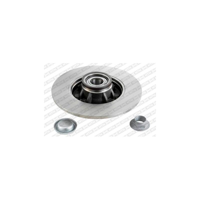 Jeu de 2 disques de frein arrière SNR [KF159.54U]