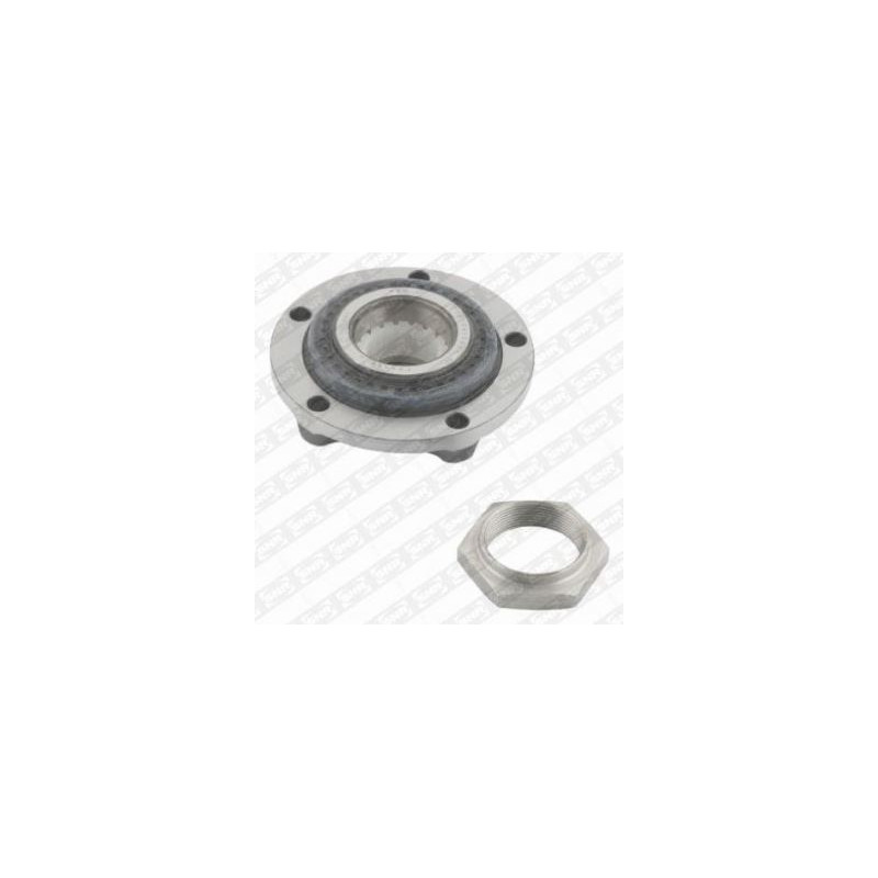 Roulement de roue arrière SNR [R166.21]