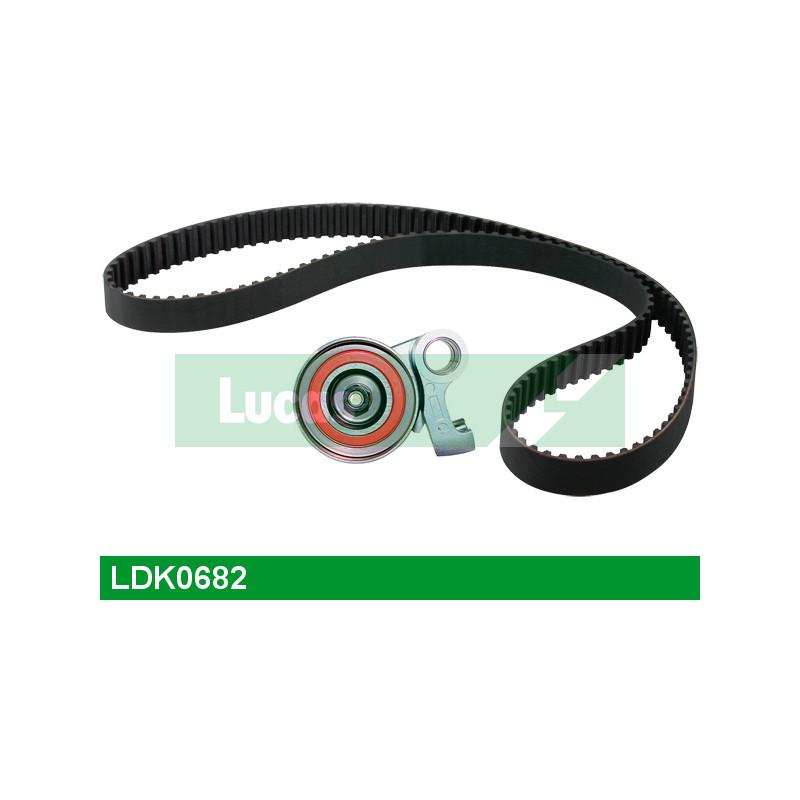 Kit de distribution LUCAS ENGINE DRIVE [LDK0682]