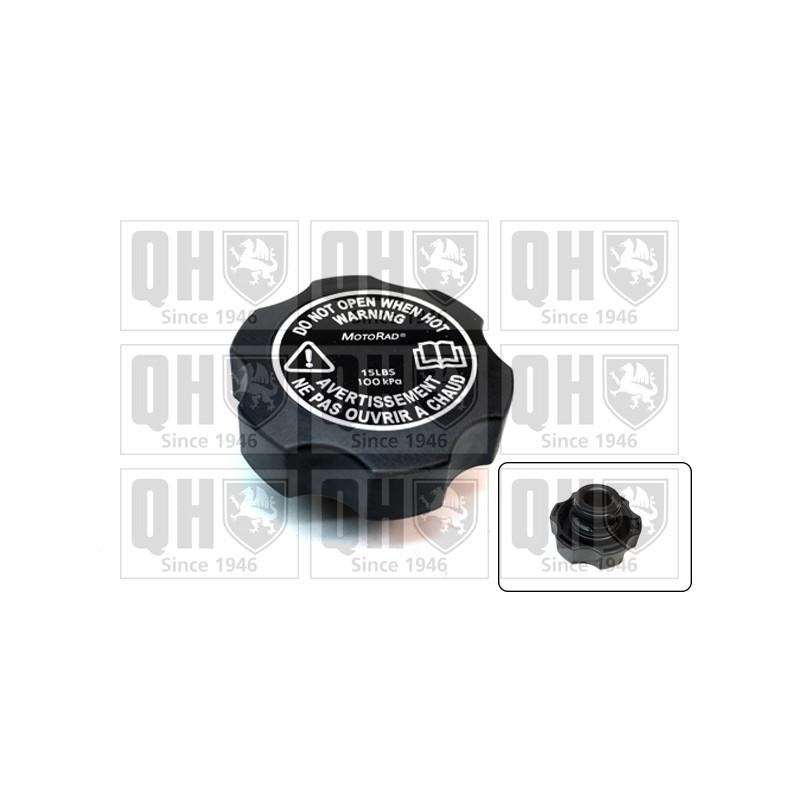 Bouchon, réservoir de liquide de refroidissement QUINTON HAZELL [FC555]