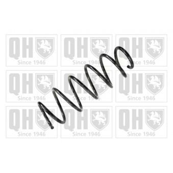 Ressort de suspension QUINTON HAZELL QCS6911 pour FIAT QUBO 1,3 D Multijet - 75cv