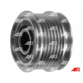 Poulie roue libre, alternateur AS-PL AFP0010(INA) pour VOLKSWAGEN SHARAN 2,0 TDI 4motion - 140cv