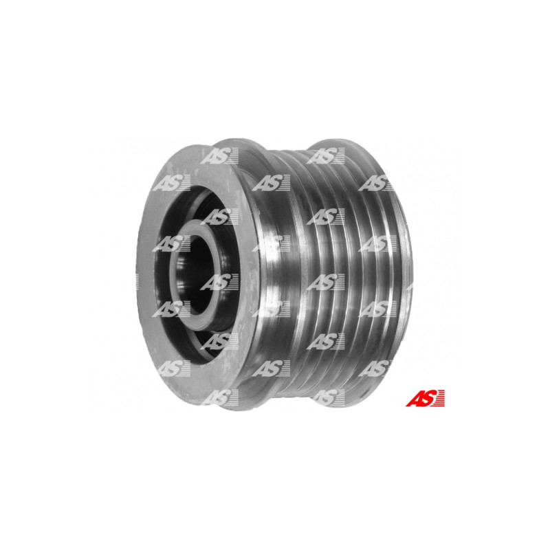 Poulie roue libre, alternateur AS-PL AFP0010(INA)