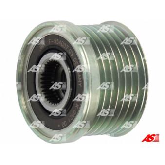 Poulie roue libre, alternateur AS-PL AFP0068(INA) pour BMW Série 1 120 i - 170cv