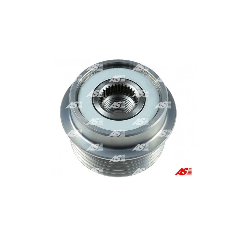 Poulie roue libre, alternateur AS-PL AFP6045