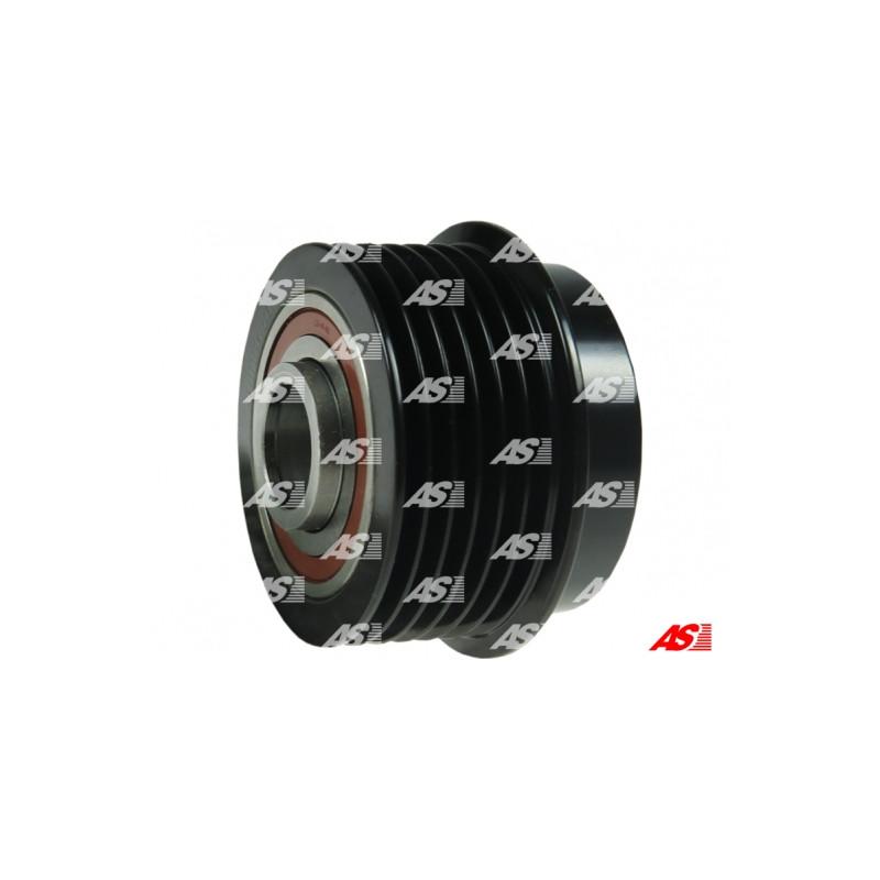 Poulie roue libre, alternateur AS-PL AFP6045(INA)