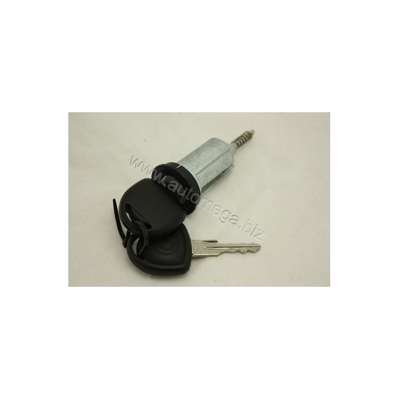 Cylindre de fermeture, serrure de contact d'allumage AUTOMEGA [100082910]