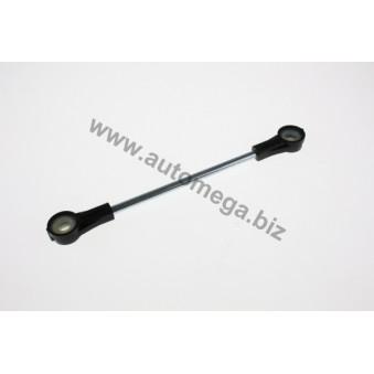 Levier de vitesse AUTOMEGA 130034210 pour VOLKSWAGEN GOLF 1,6 FSI - 110cv