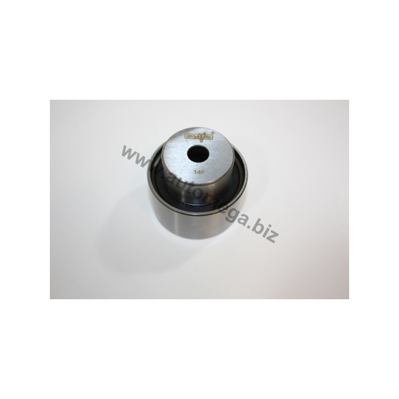 Poulie renvoi/transmission, courroie de distribution AUTOMEGA [130082710]