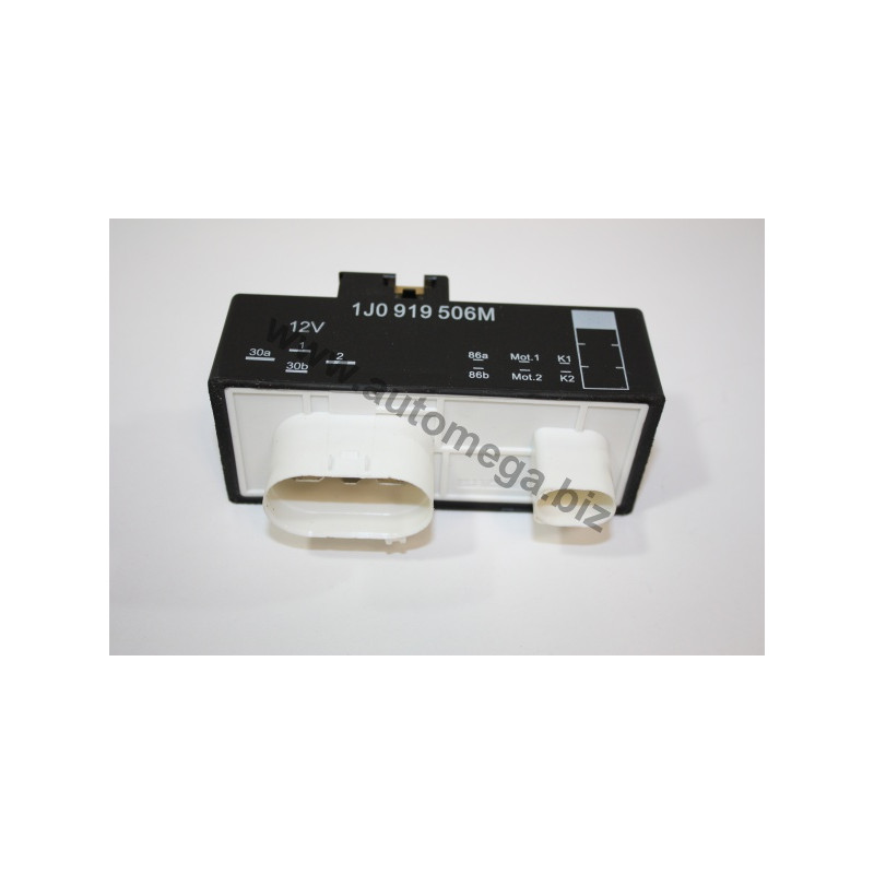 Relais,chasse du ventilateur de radiateur AUTOMEGA [150039910]
