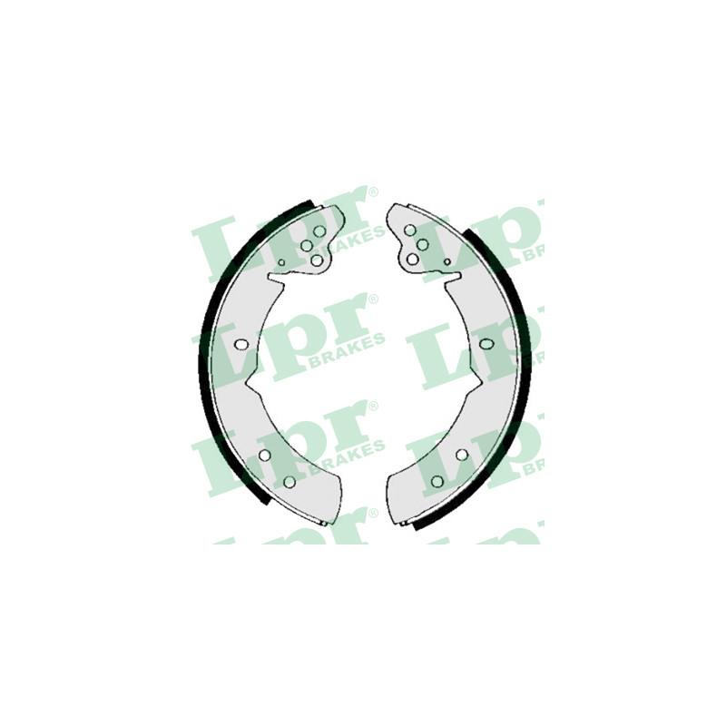 Cylindre de roue LPR 4250 pour ALFA ROMEO 33 1,5 4x4 - 95cv