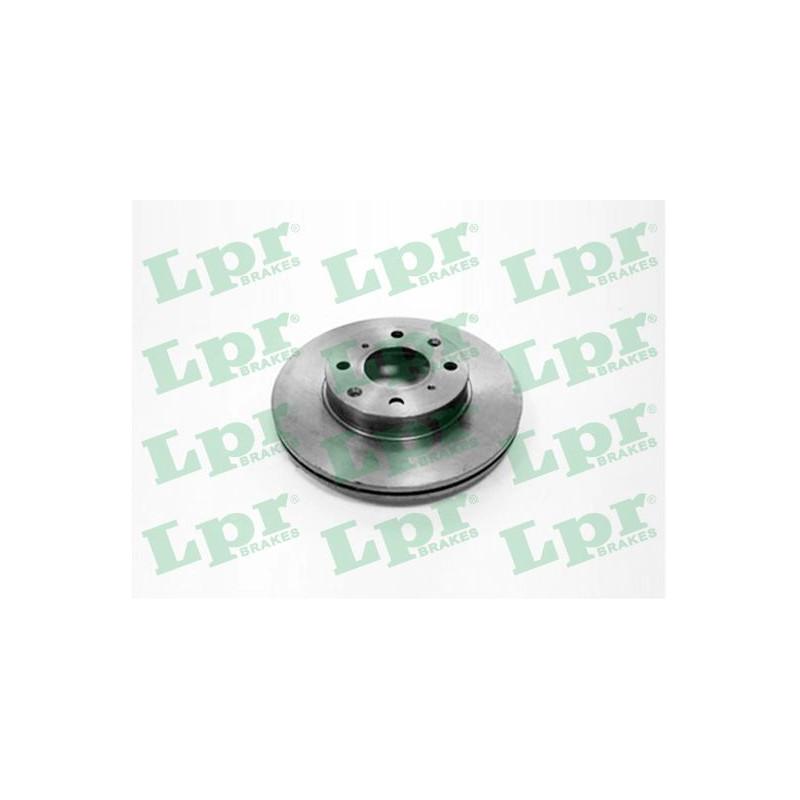 Jeu de 2 disques de frein avant LPR [H1141V]