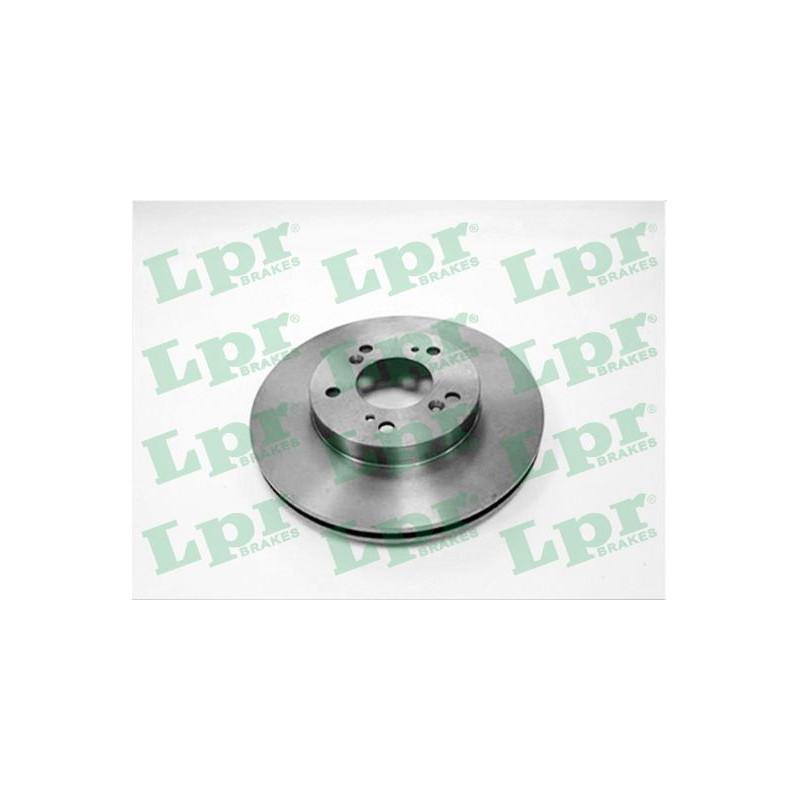 Jeu de 2 disques de frein avant LPR [H1441V]