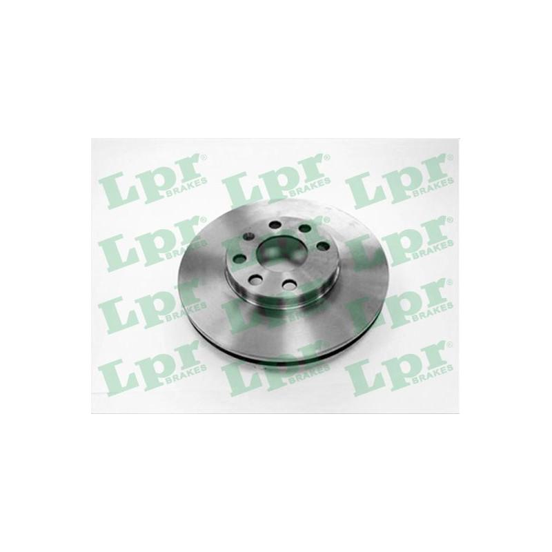 Jeu de 2 disques de frein avant LPR [O1401V]