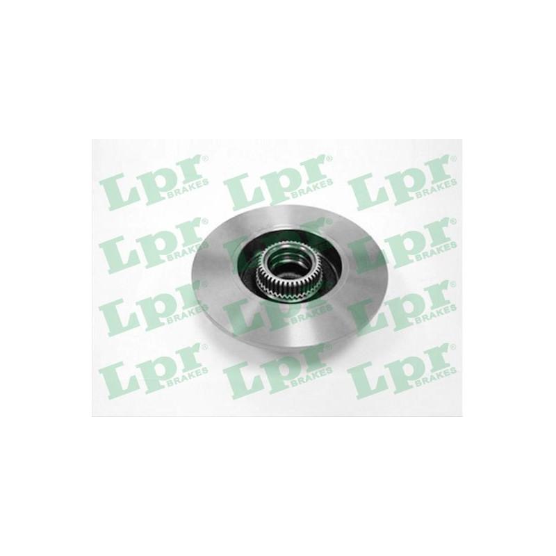 Jeu de 2 disques de frein arrière LPR [V2241PA]