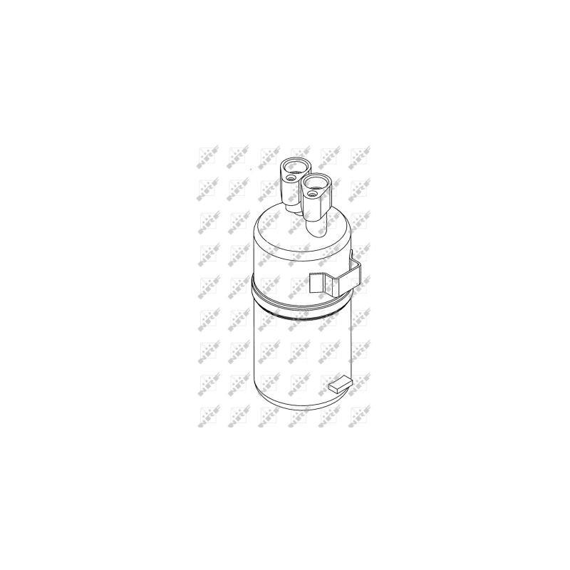 Filtre déshydratant, climatisation NRF [33221]