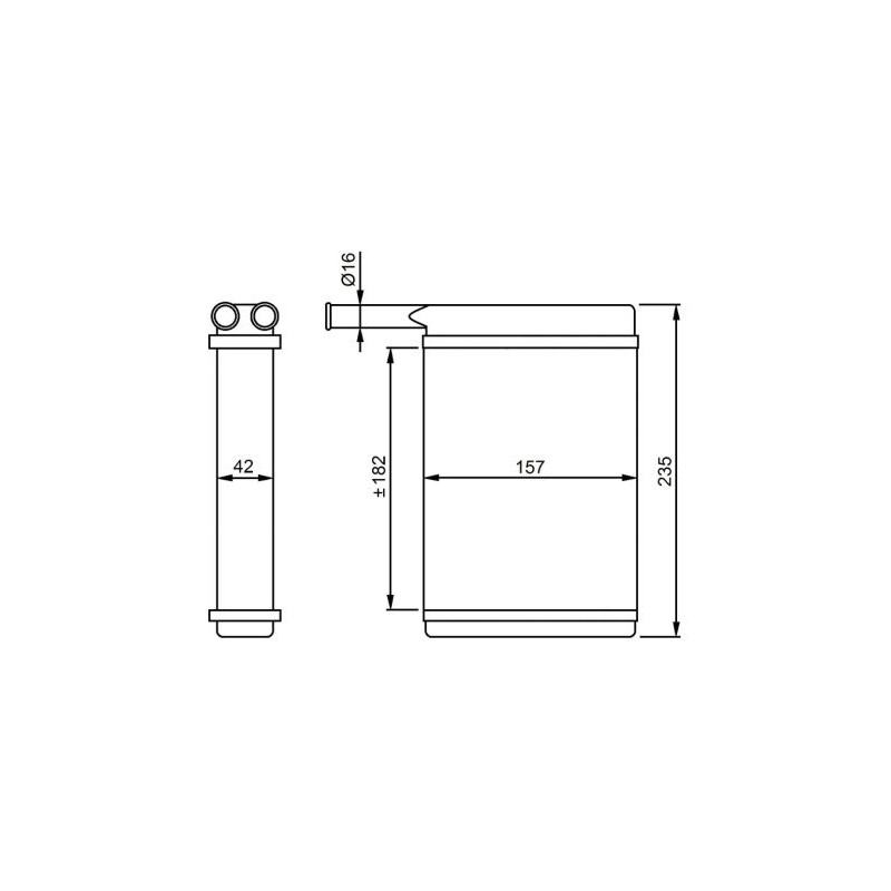 Système de chauffage NRF [52221]