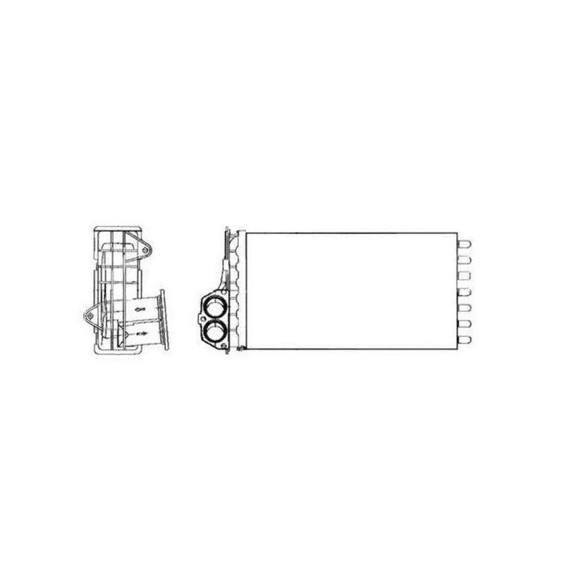 Système de chauffage NRF [53634]
