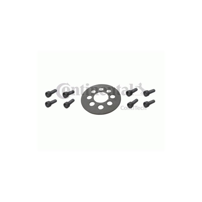 Kit de vis, poulie-vilebrequin CONTITECH [MS25]