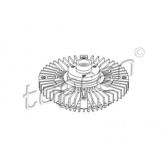 Embrayage, ventilateur de radiateur