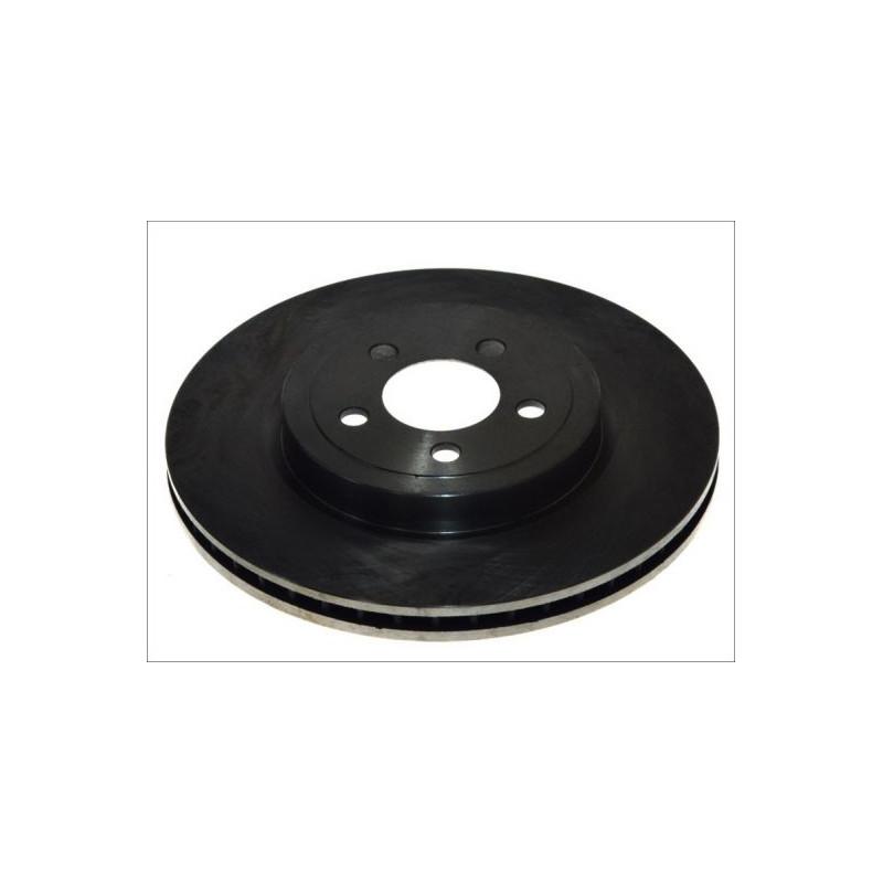 Jeu de 2 disques de frein avant ABE [C3Y026ABE]