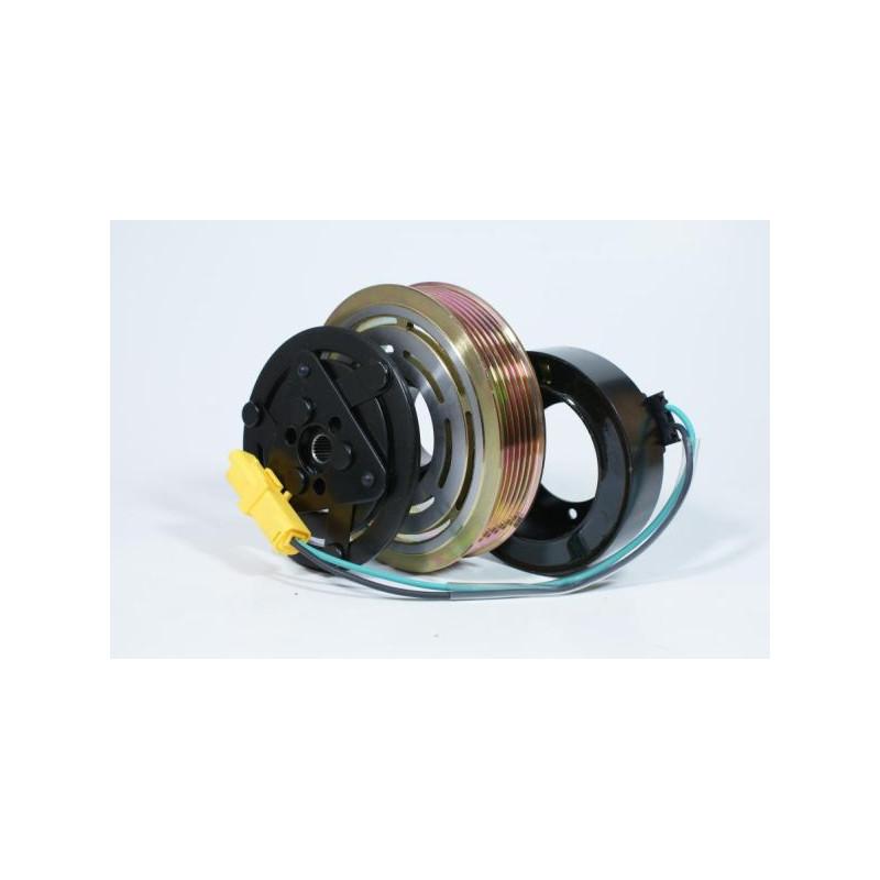 Embrayage magnétique, pour compresseurs de climatisation THERMOTEC [KTT040058]