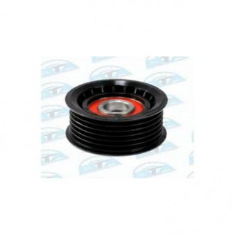 Poulie renvoi/transmission, courroie trapézoïdale à nervures BTA E2A5700BTA pour AUDI A6 2,5 TDI - 180cv
